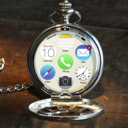 Pocket watch iPhoneA1